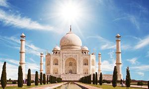 Около света: Индия